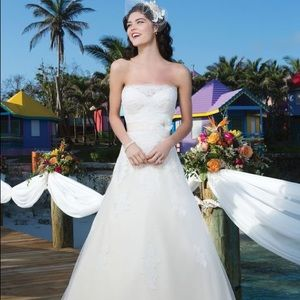 Sincerity Bridal 3784 Wedding Dress